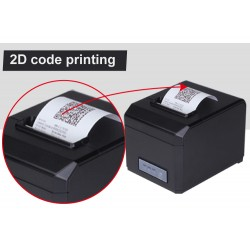 Drukarka termiczna 72mm ucinanie papieru 2D qr