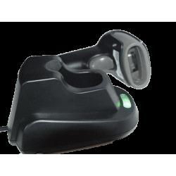 Bezprzewodowy skaner kodów kreskowych QR WNI 6023 skanowanie ręczne lub ciągłe