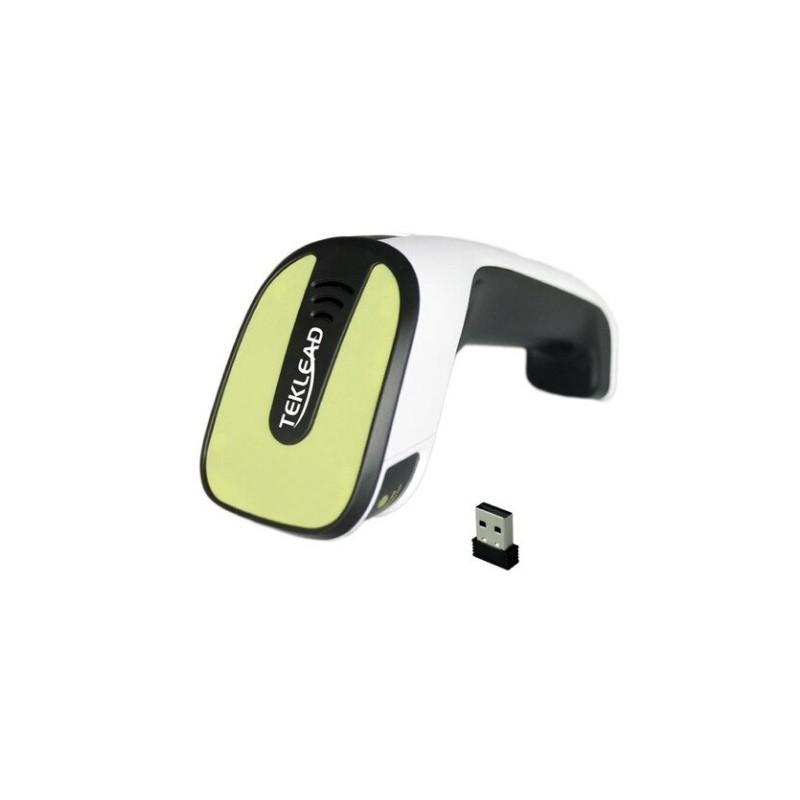 Bluetooth 4.0 radiowy skaner kodów kreskowych CCD 3 metody komunikacji