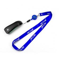 Bluetooth bezprzewodowy skaner kodów kreskowych 1D kieszonkowy