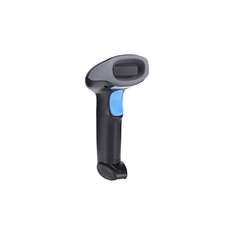 Laserowy czytnik kodów kreskowych WNL-5000G skanowanie ręczne lub ciągłe